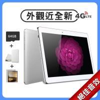 【福利品】華為 HUAWEI MediaPad M2 (2G/16G) 10吋 4G 平板電腦 (贈32G記憶卡+皮套+鋼化膜)