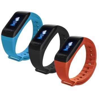IS愛思 HM18 彩色大螢幕心率偵測血壓管理運動智慧手環
