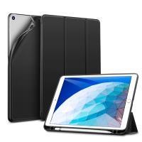ESR iPad Air【2019版】優觸TPU系列筆槽款保護套