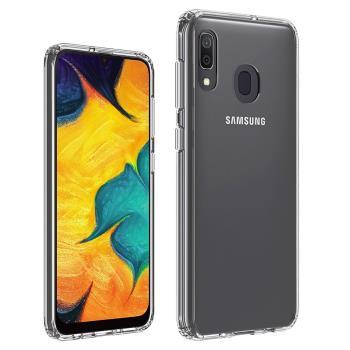 QinD SAMSUNG Galaxy A20/A30 雙料保護套