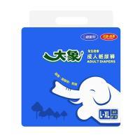 大象 成人紙尿褲 L-XL(40-55)全功能型(8片x12包/箱,共96片)