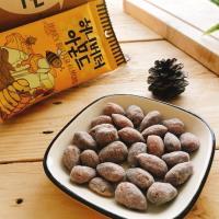 韓國湯姆農場-蜂蜜杏仁隨手包40包(30公克/包);2種口味任選
