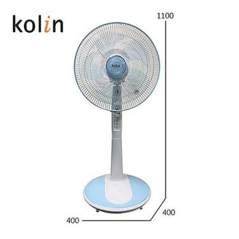 Kolin歌林 16吋 微電腦遙控電風扇 KF-SH16M1