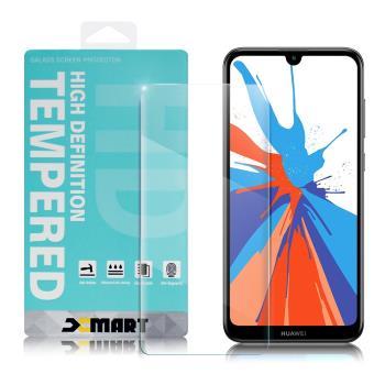 Xmart for 華為 HUAWEI Y7 Pro 2019 薄型 9H 玻璃保護貼-非滿版