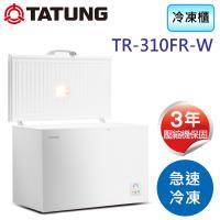 TATUNG大同 310公升冷凍櫃 TR-310FR-W