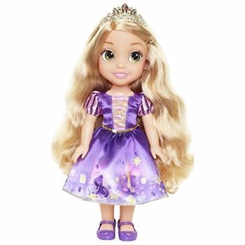 迪士尼公主娃娃 - 長髮公主 樂佩