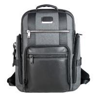 TUMI Alpha Bravo Sheppard 簡約後背包(適用15吋筆電)-碳黑