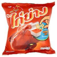 【KAI YANG】烤雞風味點心 ( 15g/包 ) x5包