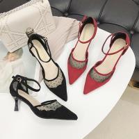 Alice (預購) 好感印象完美女神尖頭細鞋