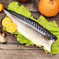 【鮮潮】特選挪威薄鹽鯖魚片*5片(130g±10%/片)