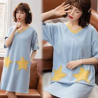韓國K.W. (預購) 追加款星星愛好首選洋裝