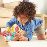 美國Learning Resources教學資源 - 彩虹刺蝟史派克