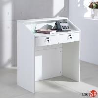 LOGIS邏爵~洽談桌 辦公桌 書桌 寫字桌 工作桌 簡約桌 電腦桌 商業桌 接待桌 會議桌 收銀桌 HD031