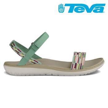TEVA TERRA-FLOAT NOVA 女休閒涼鞋 淺綠 TV1009808TAQ