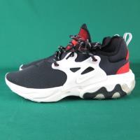 NIKE REACT PRESTO 休閒運動鞋 公司貨【iSport愛運動】AV2605002 男款 黑白紅