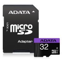 威剛 Premier microSDHC UHS-I U1 32GB 記憶卡(附轉卡)