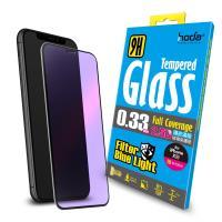 hoda 好貼 iPhone XR 2.5D隱形滿版抗藍光9H鋼化玻璃保護貼 [台灣公司貨][原廠盒裝]