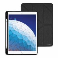 JTLEGEND iPad Air 2019 Amos  10.5 吋 相機快取多角度折疊布紋皮套(含Apple pencil槽)