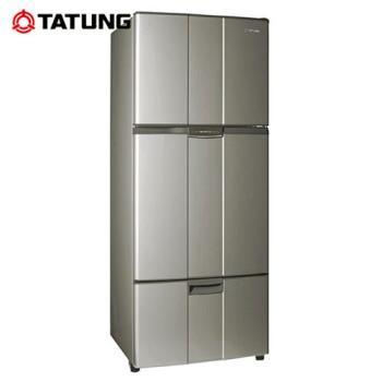 【送超商禮券500】TATUNG大同580L一級能效變頻三門冰箱 TR-C580VP