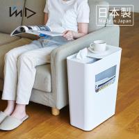 岩谷Iwatani ENOTS側面收納置物活動邊桌(附輪)-13.5L