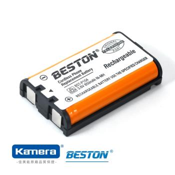 BESTON 無線電話電池 for Panasonic HHR- P104