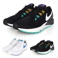 NIKE AIR ZOOM STRUCTURE 22 男慢跑鞋-路跑