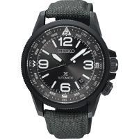 SEIKO精工 Prospex 空軍爭霸機械錶-灰/ 42mm 4R35-02N0N(SRPC29J1)