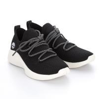 Timberland女款黑色FLYROAM GO KNIT OX休閒運動鞋A1YQD015