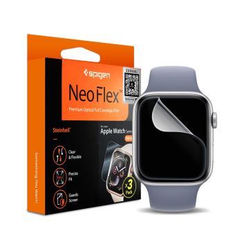 SGP / Spigen Apple Watch Series 6/5/4/SE (44mm) Film Neo Flex -極輕薄防刮保護貼
