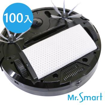 Mr. Smart 9S / M625 掃地機專用 3M高效能除塵紙(100入)