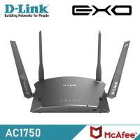 【D-Link 友訊】DIR-1760 AC1750 Wi-Fi Mesh 無線路由器 【贈飲料杯套】