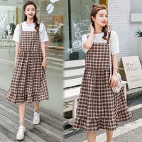 韓國K.W. (預購) 好感印象夏日氛圍洋裝
