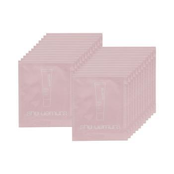 shu uemura植村秀 極保濕輕感防護乳(SPF50/PA+++)1mlx24-粉色