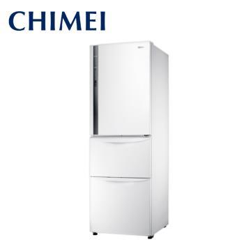 CHIMEI奇美385L一級能效智能省電變頻三門冰箱 UR-P38VC1