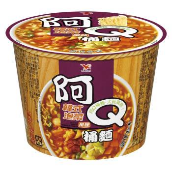 阿Q桶麵 韓式泡菜風味桶12入/箱