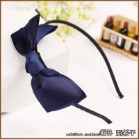 【Akiko Sakai坂井亞希子】翩翩飛舞緞帶蝴蝶結造型髮箍