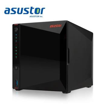 ASUSTOR華芸 AS5304T 4Bay NAS網路儲存伺服器