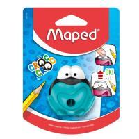 【法國Maped】大眼蛙智慧筆削-背卡款