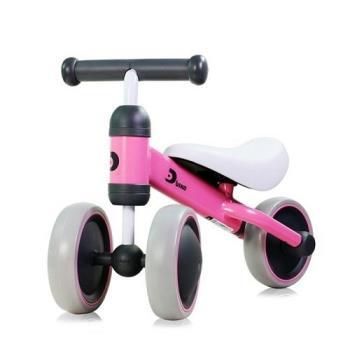 D-bike mini 寶寶滑步平衡車 (PINK)