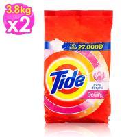 Tide洗衣粉(添加花香柔軟精)3.8kg-2包