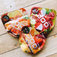 日本【味覺糖】KORORO超真實Q彈軟糖20包;3種口味任選(橘子/蘋果/荔枝)