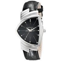 HAMILTON Ventura MIB星際戰警 跨國行動 M探員配戴款 盾形石英手錶 H24411732