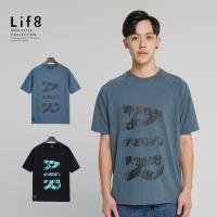 Life8-LIFE.R AIR PRINT 設計上衣-16011