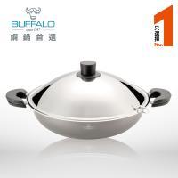 牛頭牌 百福樂萬用大鍋32cm (雙耳) 送小牛雙耳湯鍋20cm