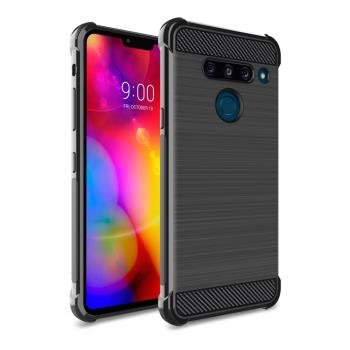 Imak LG G8 ThinQ Vega 碳纖維紋套