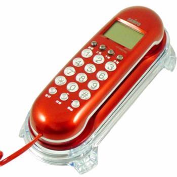 SAMPO聲寶來電顯示有線電話 HT-B907WL (三色選)