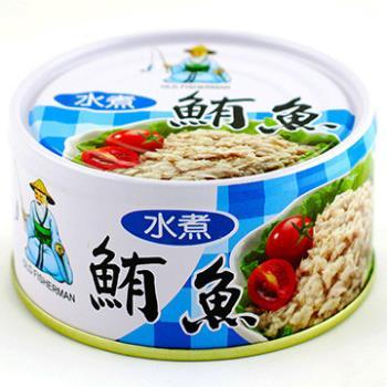 《同榮》水煮鮪魚 1箱24入 (100g/易開罐