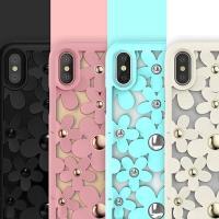 Switcheasy Fleur IPHONE XS 鏤空花朵防摔保護殼