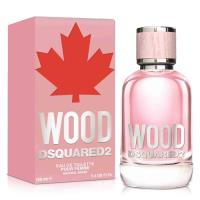 DSQUARED2 WOOD 天性女性淡香水(100ml)