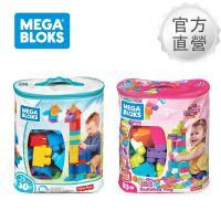 奇哥 MEGA BLOKS 費雪美高 80片積木袋(2色選擇)
